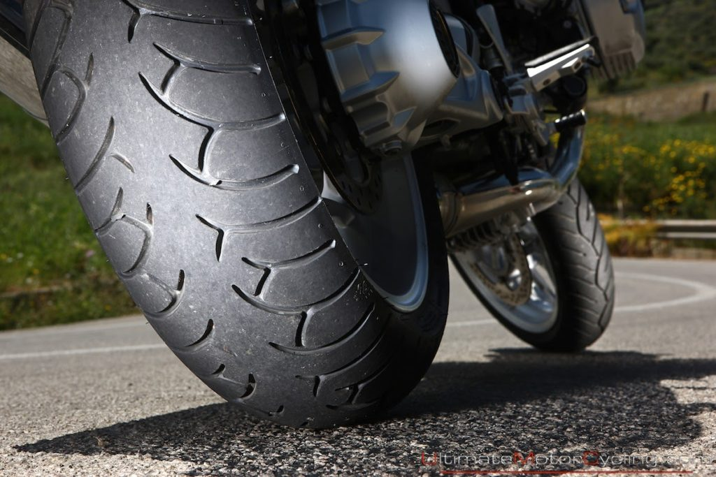 Right Tire Pressure for your Motorcycle,