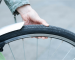 Correct tire pressure for city bikes